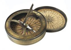 16th Replica Century Sundial & Compass